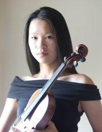 Joanna Tang, Violin - 2006 K. Alan Turner Prize Winner
