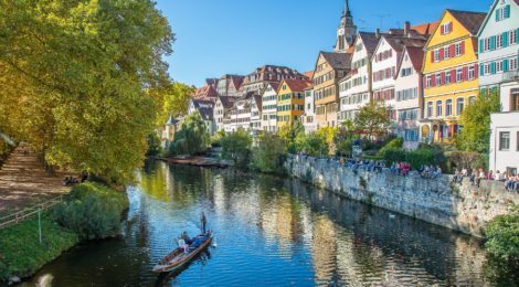 Germany 2019: Tübingen