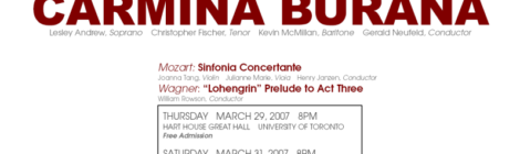 Spring Concert 06/07