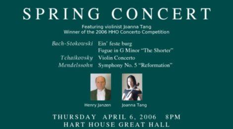 Spring Concert 05/06