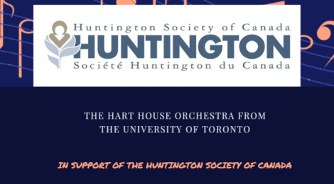 Benefit Concert for Huntington Society of Canada